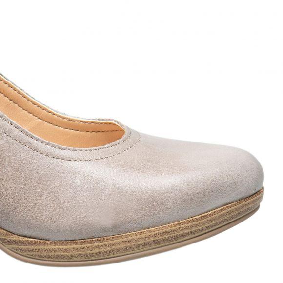 Pantofi din piele naturala PE1006