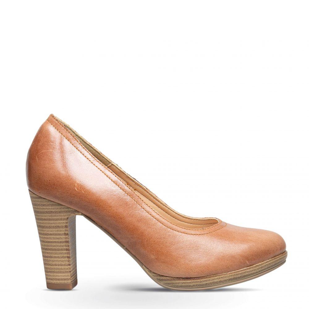 Pantofi din piele naturala PE1007