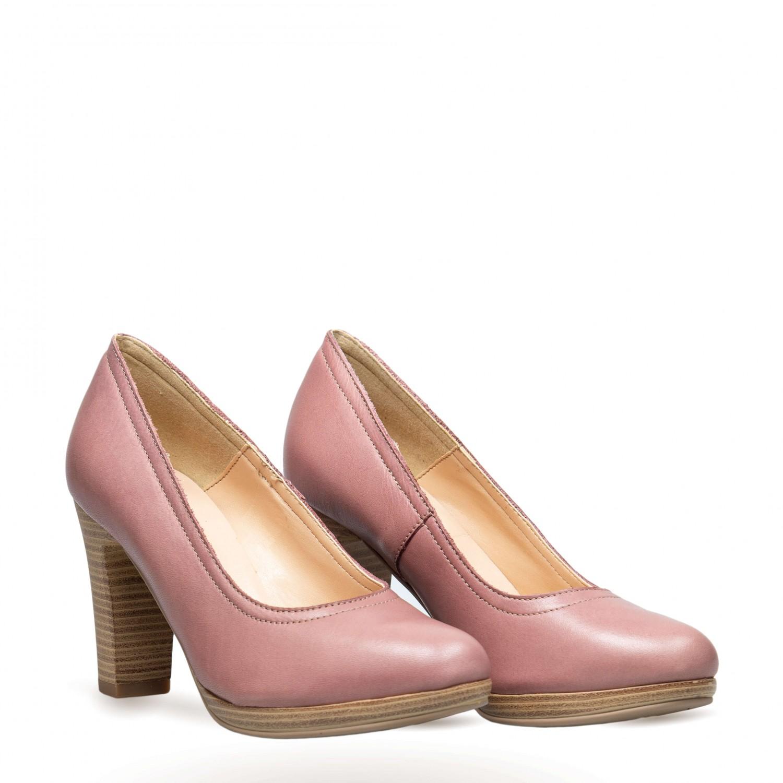 Pantofi din piele naturala PE1008