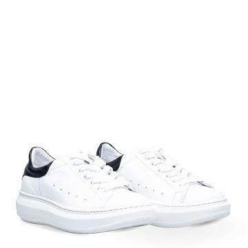 Pantofi din piele naturala PE1010