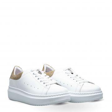 Pantofi din piele naturala PE1016