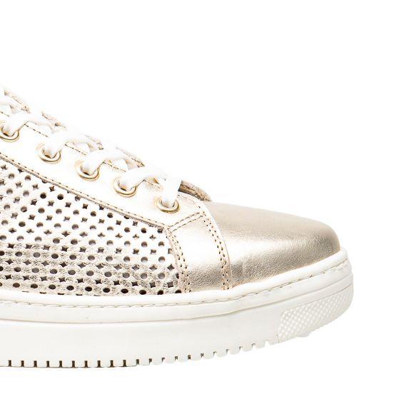 Pantofi din piele naturala PE1021