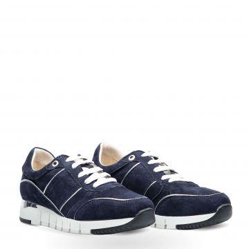 Pantofi din piele naturala PE1027