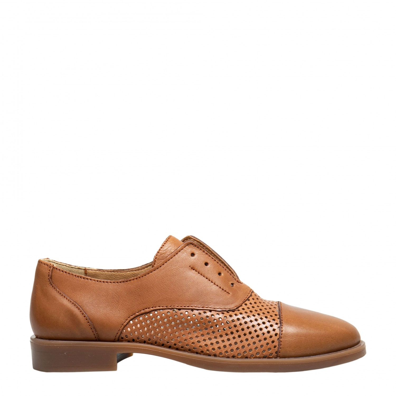 Pantofi din piele naturala PE1033