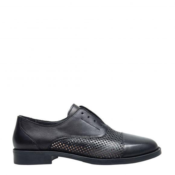 Pantofi din piele naturala PE1035