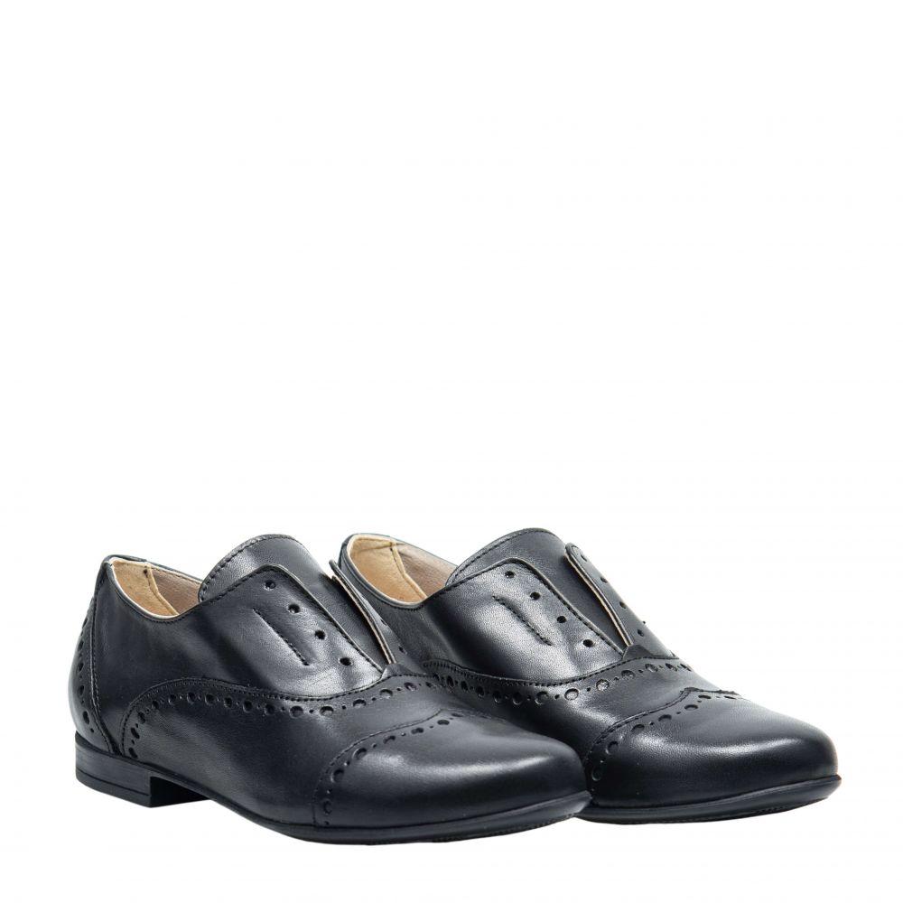 Pantofi din piele naturala PE1040