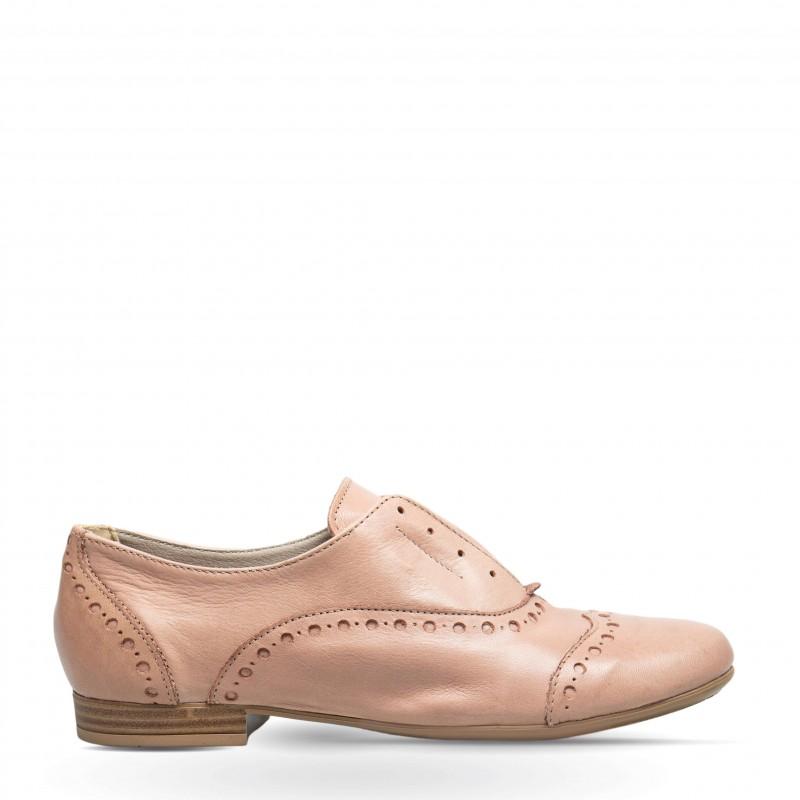 Pantofi din piele naturala PE1042