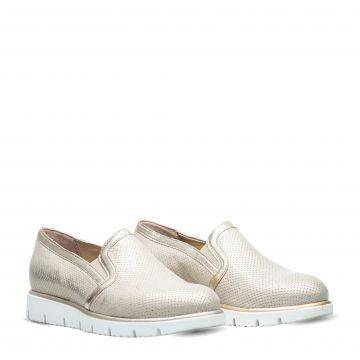 Pantofi din piele naturala PE1076