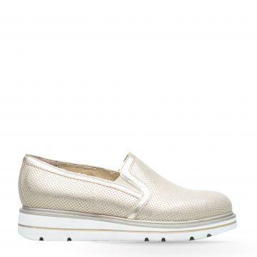 Pantofi din piele naturala PE1077
