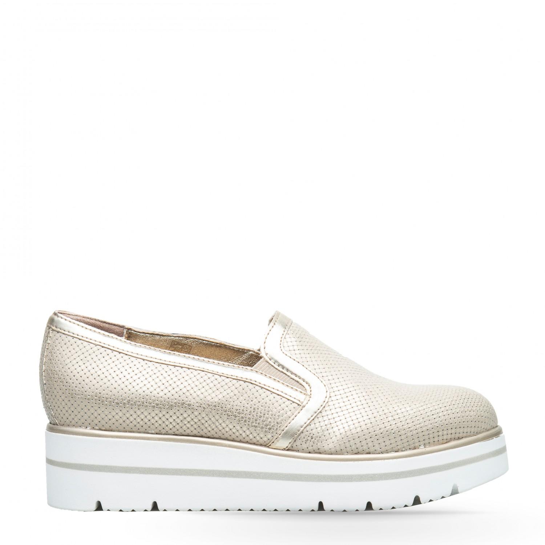 Pantofi din piele naturala PE1078