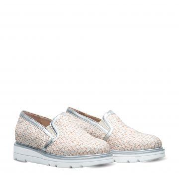 Pantofi din piele naturala PE1079