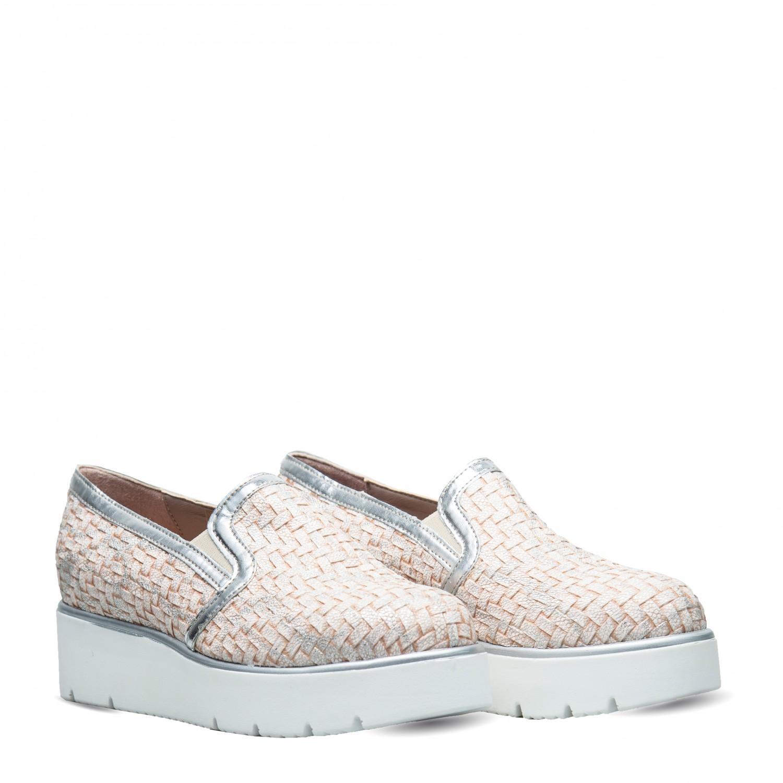 Pantofi din piele naturala PE1080