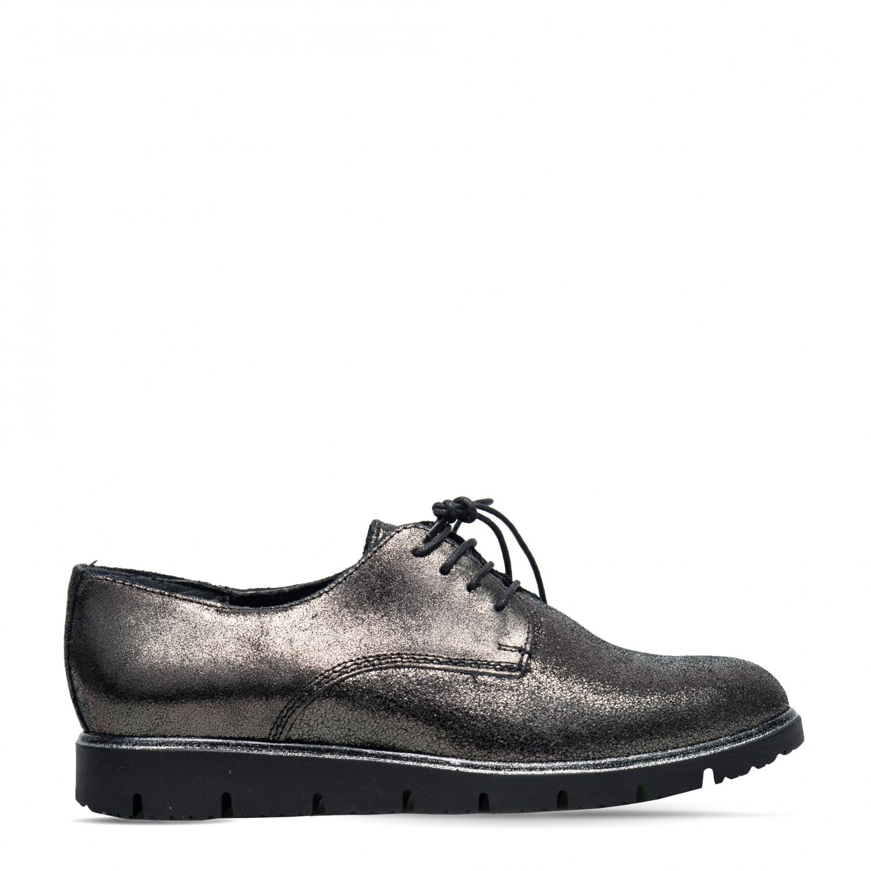 Pantofi din piele naturala PE1082