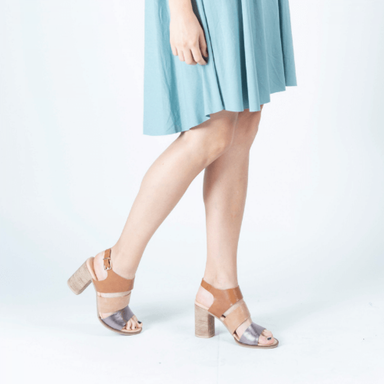 Sandale din piele naturala SA1011