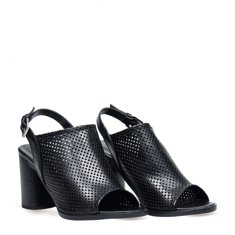 Sandale din piele naturala SA1013