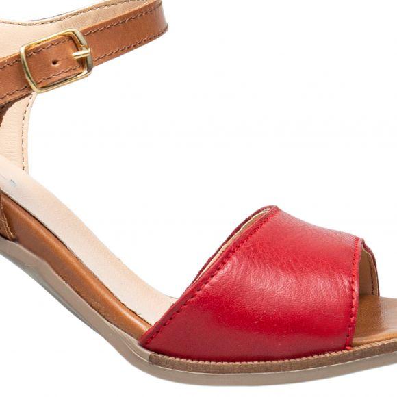 Sandale din piele naturala SA1018