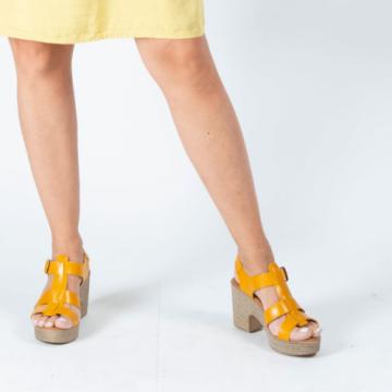Sandale din piele naturala SA1030