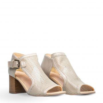 Sandale din piele naturala SA1042