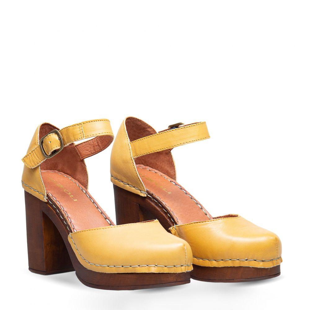 Sandale din piele naturala SA1092