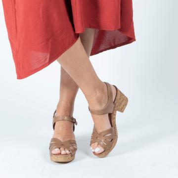 Sandale din piele naturala SA1113