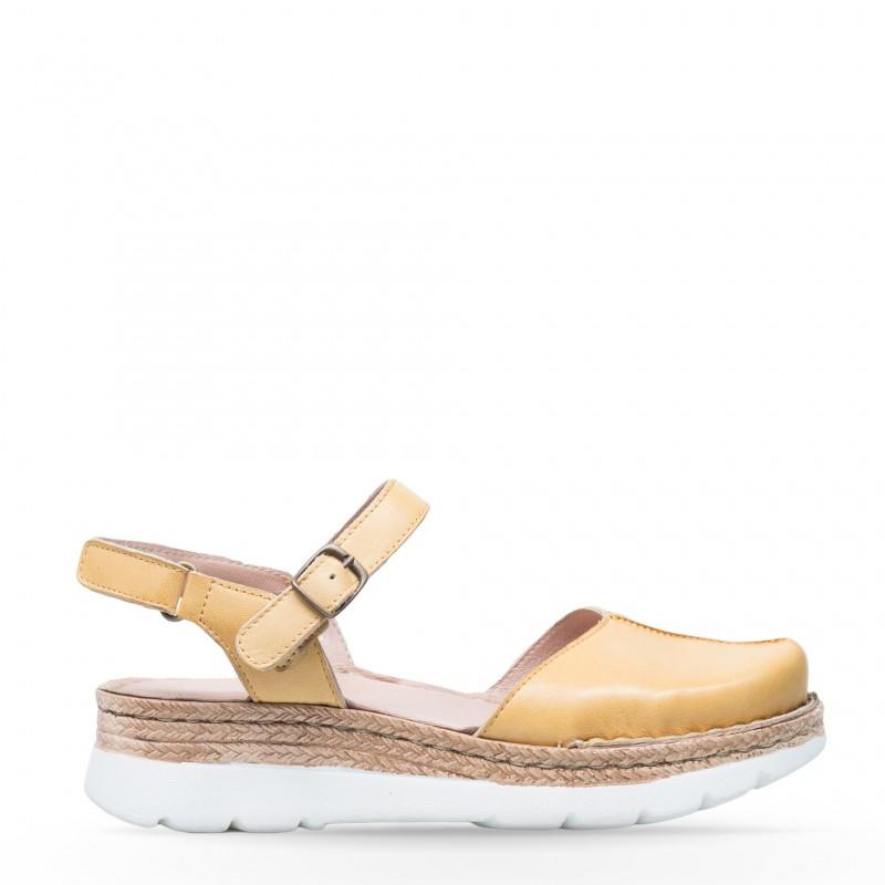 Sandale din piele naturala SA1118