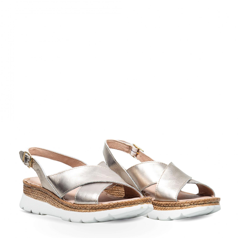 Sandale din piele naturala SA1124