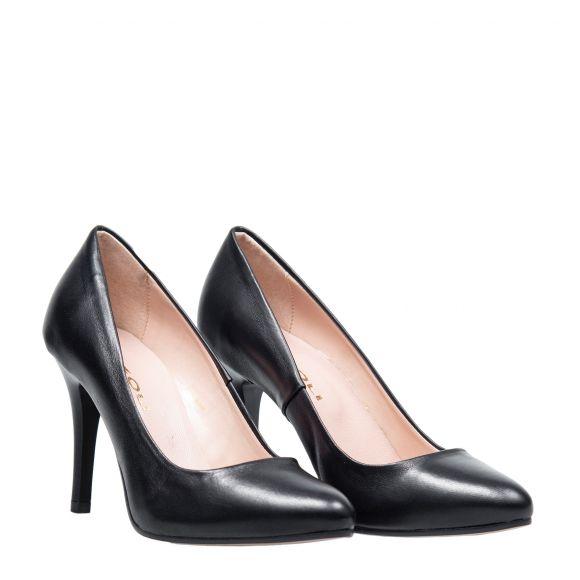 Pantofi din piele naturala PE1001