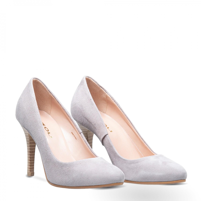 Pantofi din piele naturala PE1004