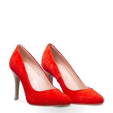 Pantofi din piele naturala PE1005