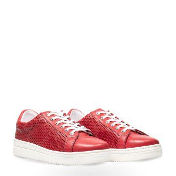 Pantofi din piele naturala PE1022