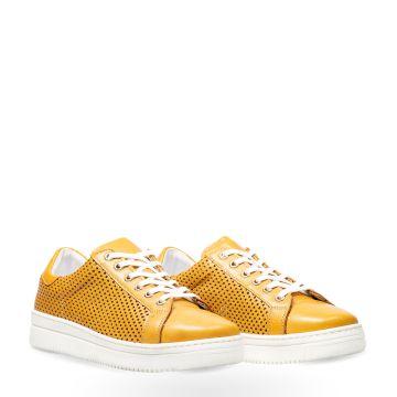 Pantofi din piele naturala PE1023