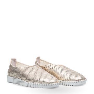 Pantofi din piele naturala PE1036
