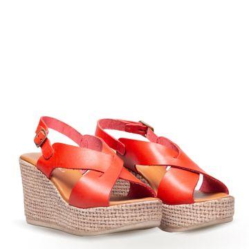 Sandale din piele naturala SA1023