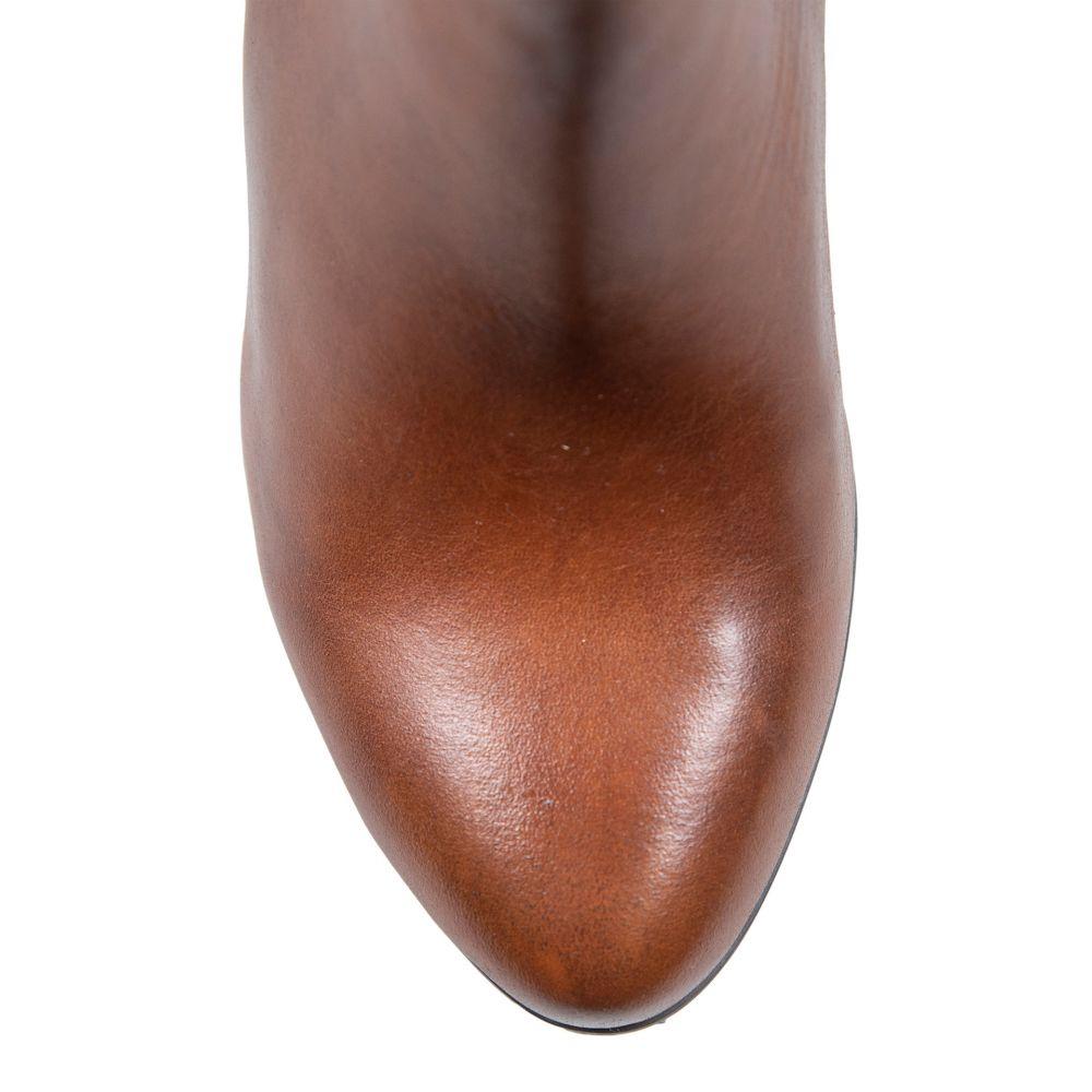 Botine de damă din piele naturală BO1002