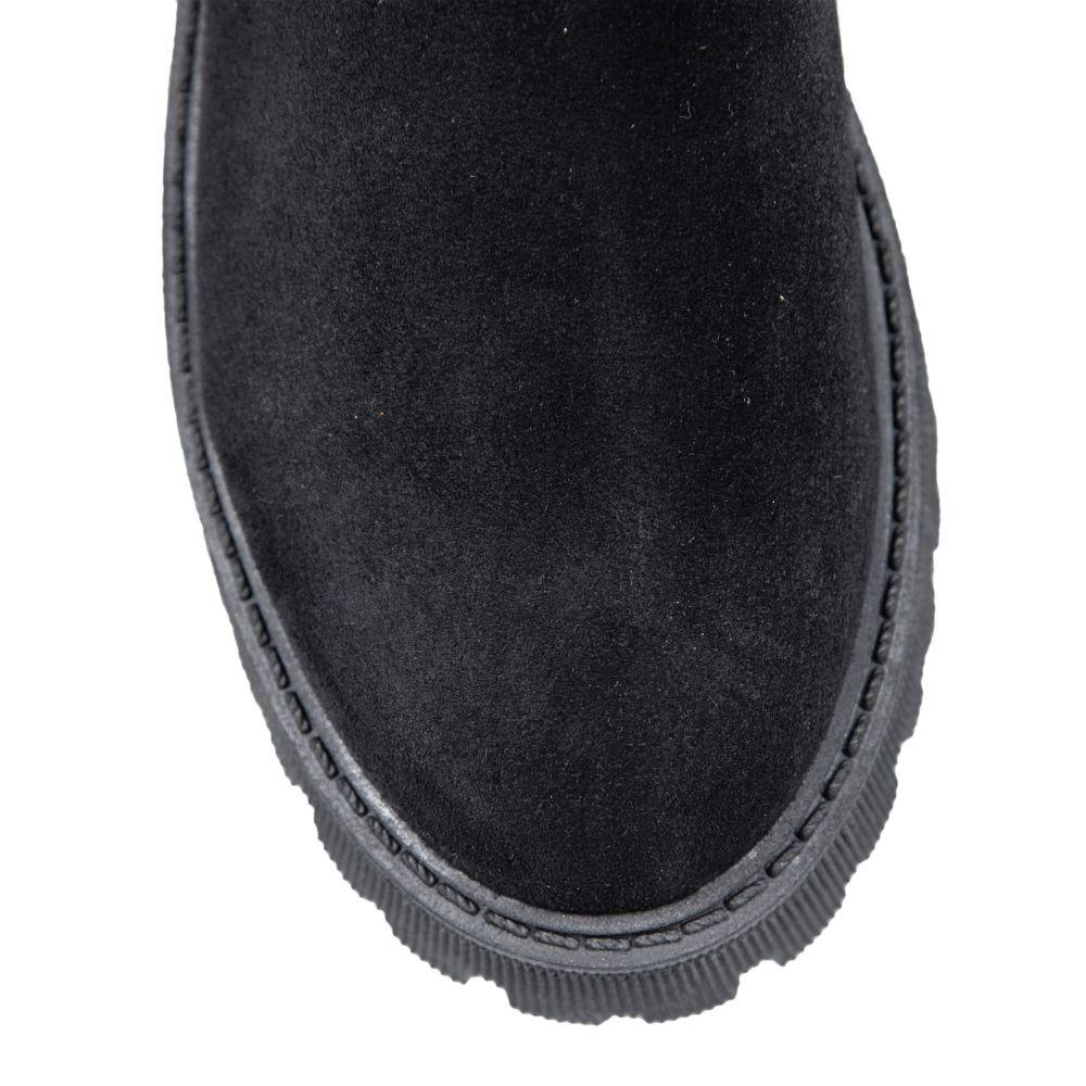 Cizme de damă din piele naturală CZ1009
