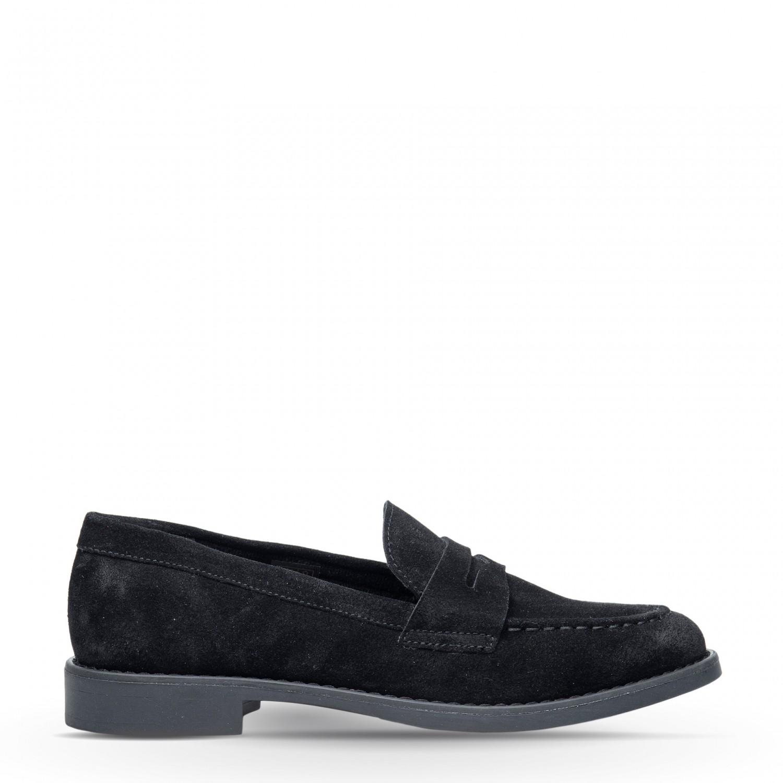 Pantofi de damă din piele naturală PH1011