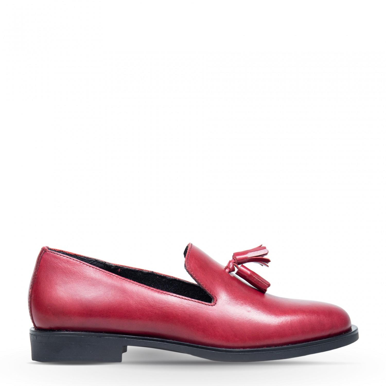 Pantofi de damă din piele naturală PH1012