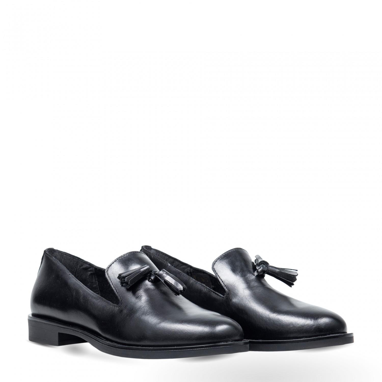 Pantofi de damă din piele naturală PH1013