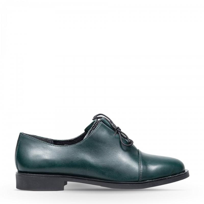 Pantofi de damă din piele naturală PH1014