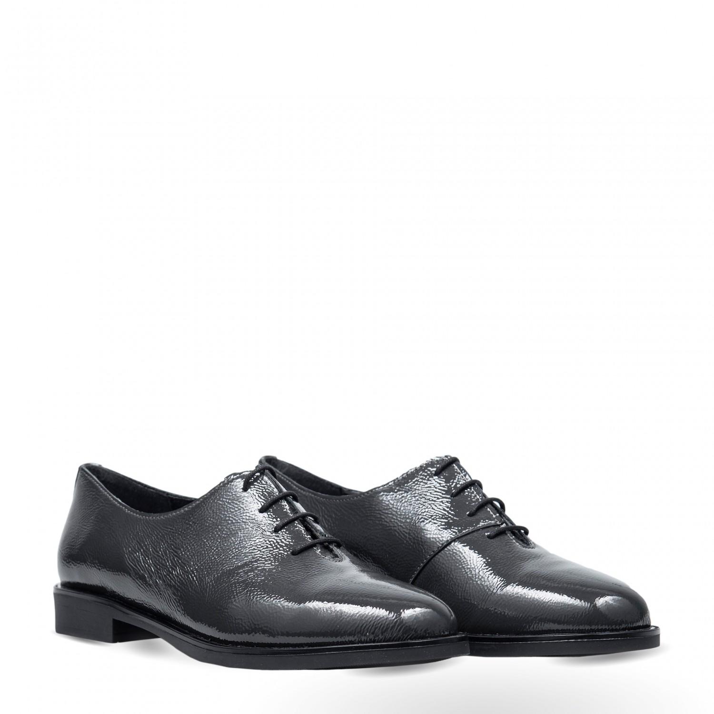 Pantofi de damă din piele naturală PH1017