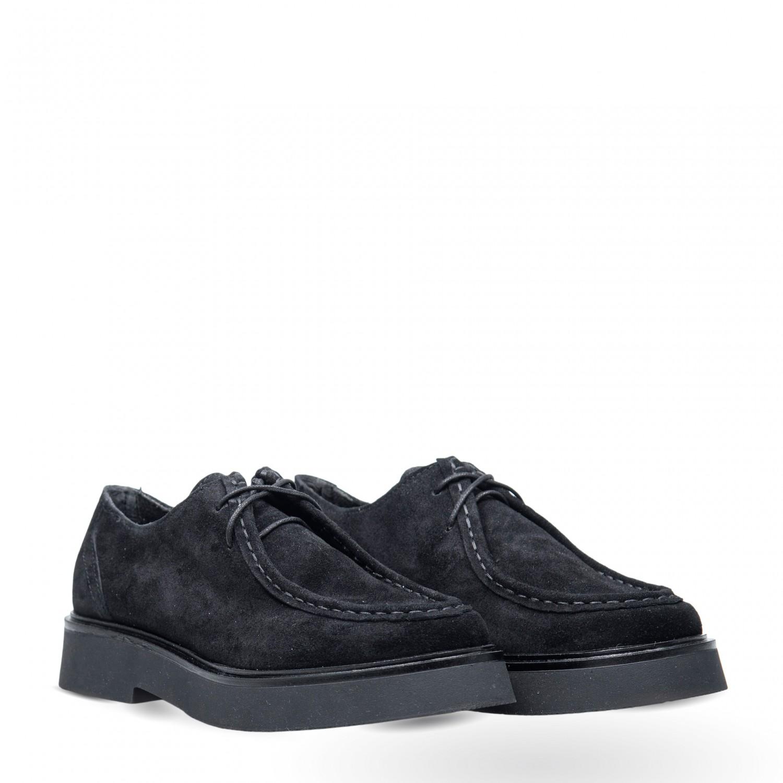 Pantofi de damă din piele naturală PH1019