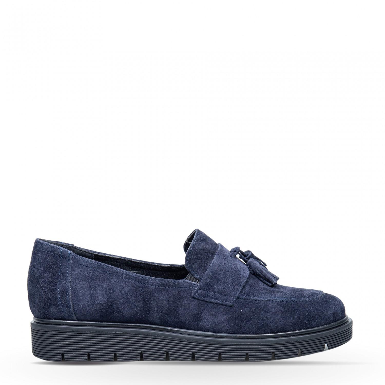 Pantofi de damă din piele naturală PH1024