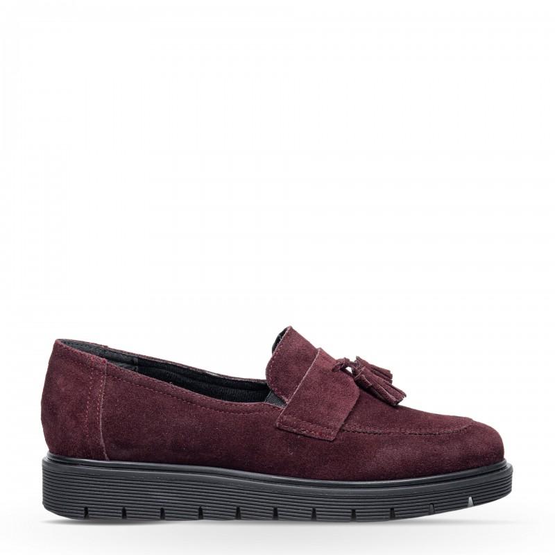 Pantofi de damă din piele naturală PH1025