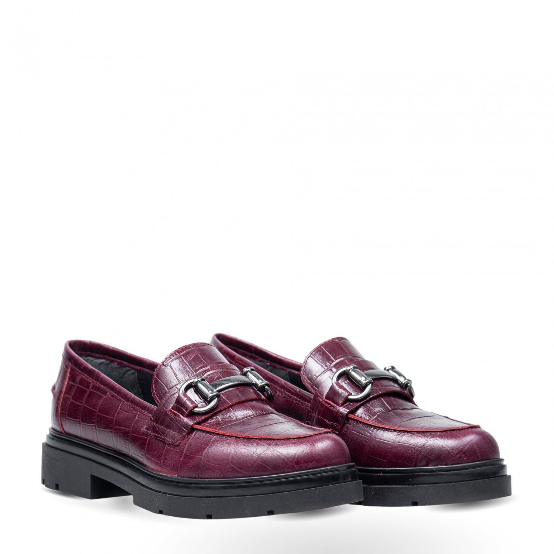 Pantofi de damă din piele naturală PH1027