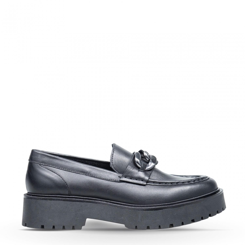 Pantofi de damă din piele naturală PH1031
