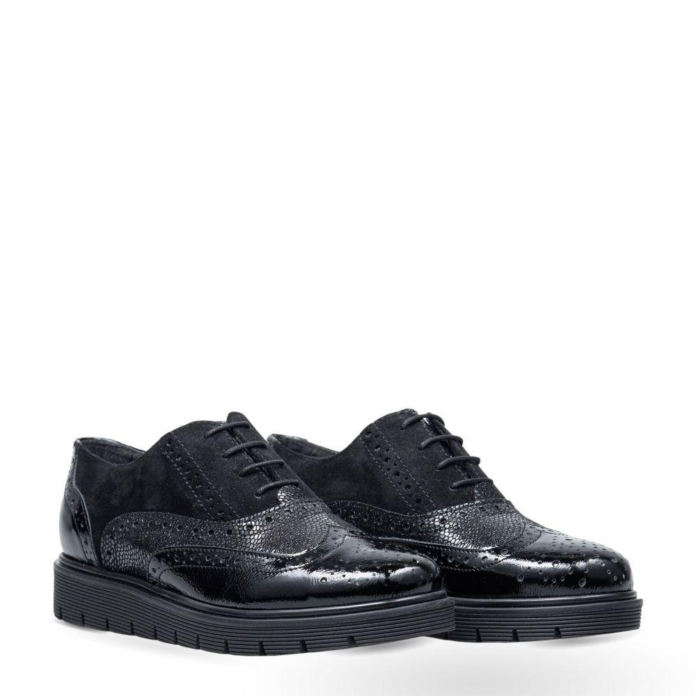 Pantofi de damă din piele naturală PH1034