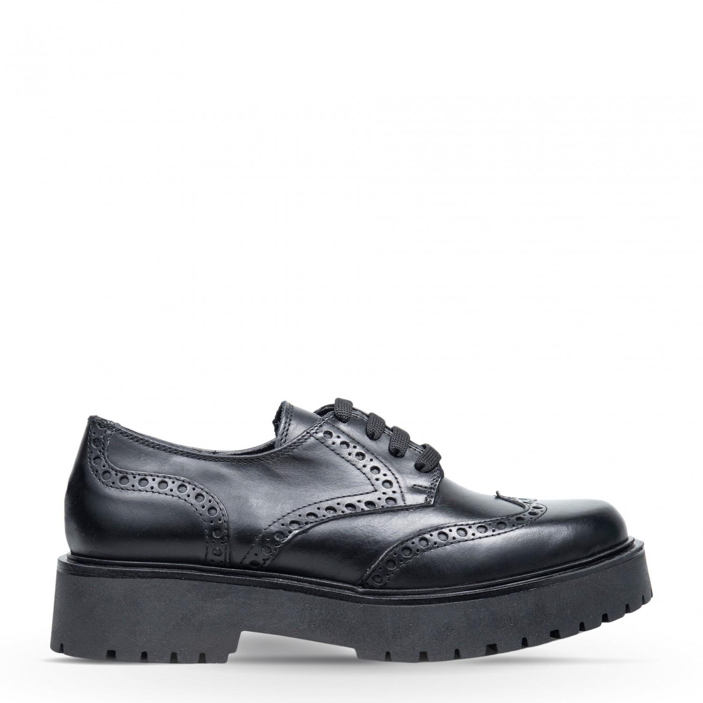 Pantofi de damă din piele naturală PH1036