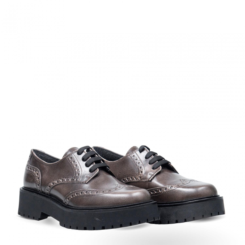 Pantofi de damă din piele naturală PH1037