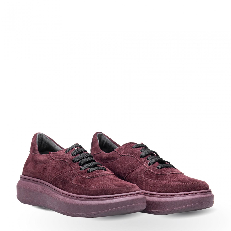 Pantofi de damă din piele naturală PH1038