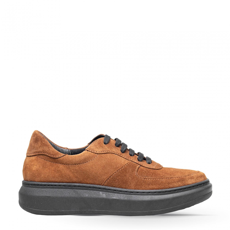 Pantofi de damă din piele naturală PH1039